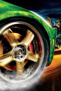 480x854 Need For Speed Underground 2 Key Art 5k