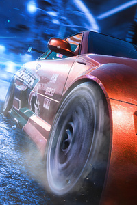 480x854 Need For Speed Underground Cover 4k