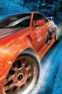 480x854 Need For Speed Underground Key Art 5k