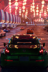 750x1334 Need For Speed Underground Nissan 350z