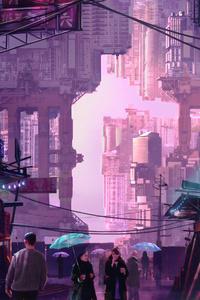 1080x2160 Neo Kong City
