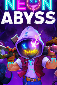 640x960 Neon Abyss Game 2020