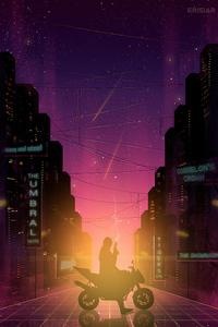 Neon City Outrun 5k
