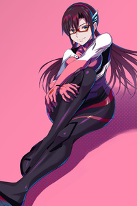 Neon Genesis Evangelion 5k