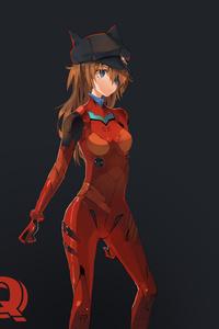 Neon Genesis Evangelion 8k