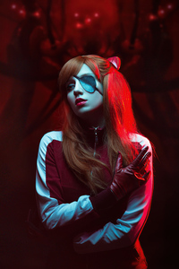 2160x3840 Neon Genesis Evangelion Asuka Langley Sohryu Cosplay 4k