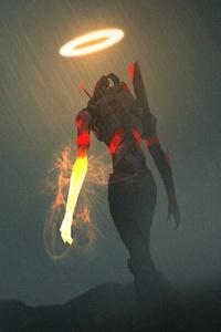 Neon Genesis Evangelion Mech EVA Unit 13