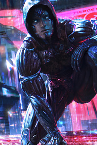 Neon Heroes