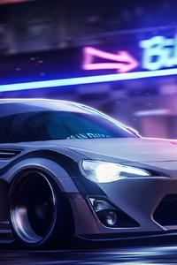Neon Ryder 4k