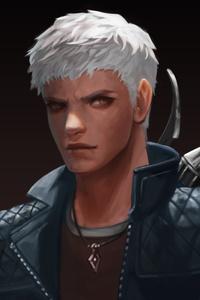 Nero Devil May Cry 5 2019 4k Art