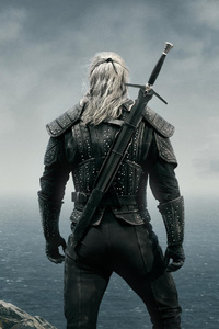 1080x2160 Netflix The Witcher