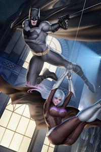 New Art Batgirl