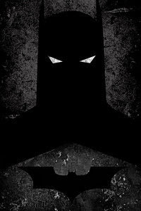 1080x2280 New Batman Artwork