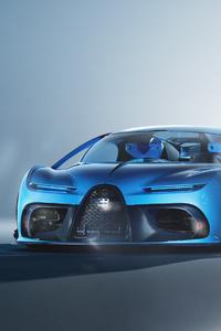 New Bugatti 4k