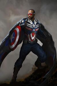 1280x2120 New Captain America