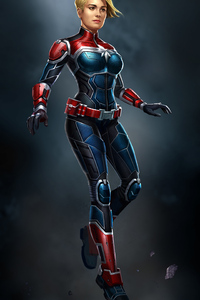 New Captain Marvel