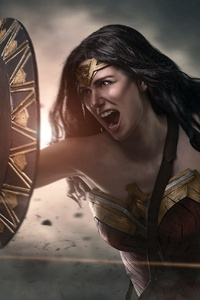 800x1280 New Cosplay Of Wonder Woman