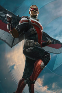 New Falcon From The Falcon And Winter Soldier 5k