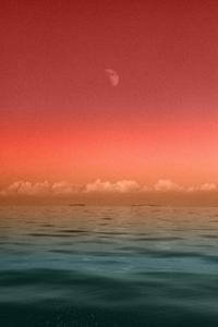 1440x2560 New Horizons 5k