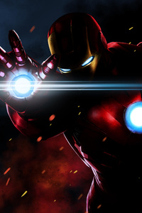 240x320 New Iron Man
