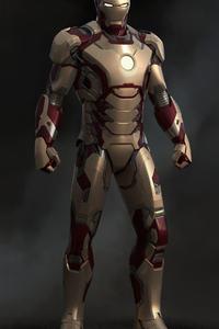 New Iron Man Art