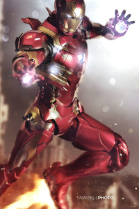 New Iron Man Artwork