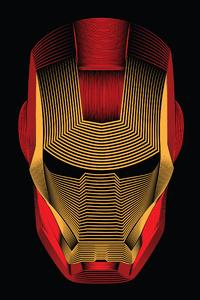New Iron Mask Minimalist