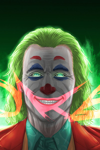 New Joker 4kartwork