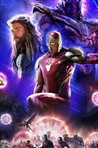 New Poster Avengers Endgame