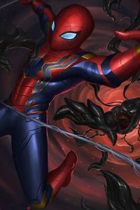New Spider Suit