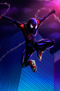New Spider Verse Arts