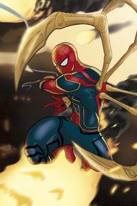 New SpiderMan Art