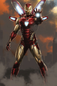 New Suit Iron Man