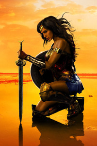 New Wonder Woman Poster