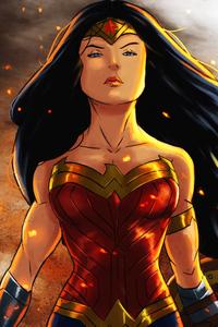 New Wonder Woman Warrior