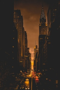 New York City Evening
