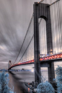 240x320 New York Fort Wadsworth 4k