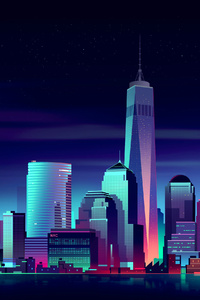 Newyork City Minimalism