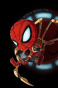640x960 Next Iron Spider Man