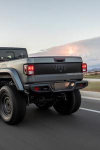 1080x2160 Next Level Jeep Gladiator 6x6 2021 5k
