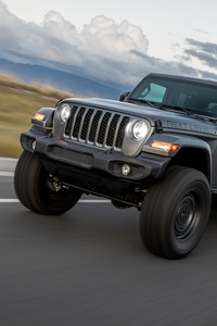 1080x2160 Next Level Jeep Gladiator 6x6 2021