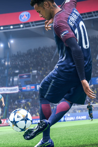 1080x1920 Neymar Fifa 19