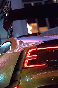 Nfs Heat Car 4k