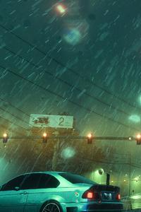 Nfs Heat Rain 4k