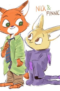 720x1280 Nick And Finnick