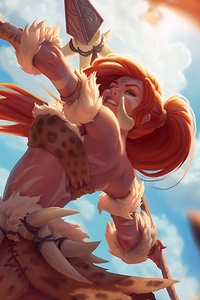 Nidalee League Of Legends