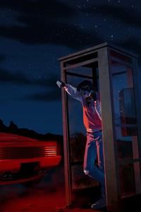 Night Call Artwork