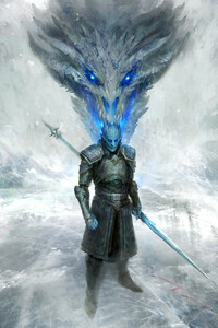 750x1334 Night King Game Of Thrones