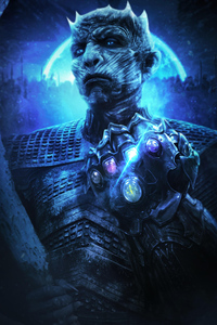 Night King Infinity Gauntlet