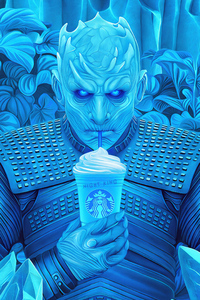 Night King Starbucks
